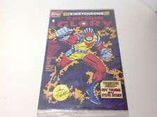 Topps Comics Captain Glory still sealed with trading card inside #1