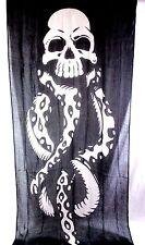Wizarding World Of Harry Potter Voldemort Dark Mark Large Print Scarf Universal