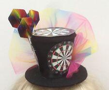 Dart Enthusiasts Mini Top Hat