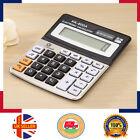 Digital Calculator- 8+2 Digit, Solar+Battery Power- School, Corporate & Business