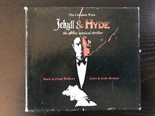 JEKYLL & HYDE GOTHIC MUSICAL THRILLER CD ITEM #2645