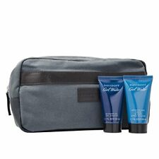 Davidoff Cool Water Shower Gel 50ml & Aftershave Balm 50ml Gift Set For Him Mens
