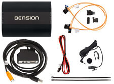Dension gw52mo1 Bluetooth mains-libres iphone 3gs 4 s 4 Mercedes Porsche Audi