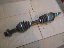 Kawasaki Bayou 300 KLF300 KLF 300 1995 4wd left front axle cv joint drive shaft