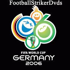 2006 Fifa World Cup Group E Czech Republic vs Italy Dvd