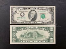 US - 1995  Series 10 Dollar | UNC