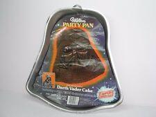 VINTAGE 1980 WILTON STAR WARS DARTH VADER CAKE PAN MOLD