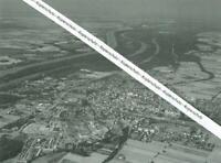 Neuenburg am Rhein - Luftbild -  um 1975/80               X 9-4