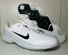 NEW Nike Air Zoom TW71 Tiger Woods Golf Shoe White AA1990-100 Size 11