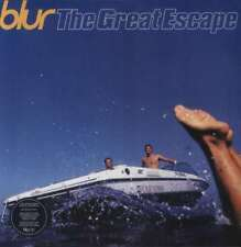 BLUR - The Great Escape NOUVEAU LP
