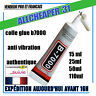 COLLE B7000 POUR LCD CHASSIS SPECIAL ANTI-VIBRATION 15 ML 25ML 50ML 110ML