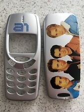 MOBILE PHONE FASCIA / HOUSING / COVER FOR NOKIA 3310 3330 - A1 BOY BAND DESIGN