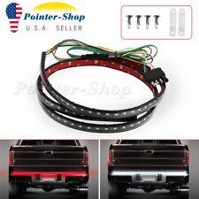 """Trucks LED Tailgate Reverse Brake Turn Signal Light Strip Bar 60"""" for Chevy GMC"""