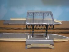 OO HO STATION CANOPY PLATFORMS RAMPS FENCING STEPS SUBWAY BUILDING SEE WRIGHT UP