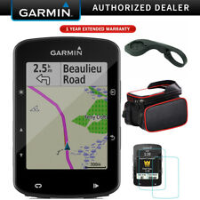 Garmin Edge 520 Plus Cycling GPS/GLONASS with Bicycle Accessory Bundle