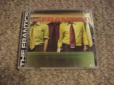 Meet The Frantics (CD 2000 Organic) / New! Sealed! / Free First Class Shipping!