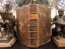 1670 Valerius Maximus Classical ROME Nine Books of Memorable Deeds and Sayings