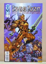 DIVINE RIGHT #2 of 12  IMAGE DC WildStorm 9.0 VF/NM Uncertified