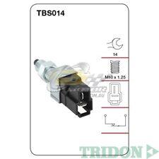 TRIDON STOP LIGHT SWITCH FOR Mitsubishi Nimbus 05/84-08/87 1.8L(4G37) 8VTBS014