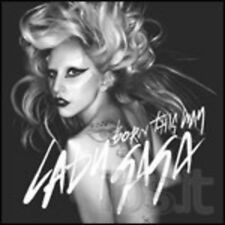 LADY GAGA - BORN THIS WAY CDS SINGOLI