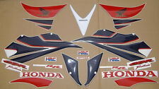 CBR 1000rr 2007 HRC complete decals stickers kit set SC57 '07 fireblade graphics