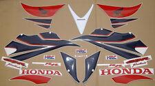 CBR 1000rr 2007 HRC complete decals stickers kit set SC57 '07 fireblade graphics