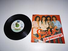 Smokie - San Francisco Bay (1980) Vinyl 7` inch Single Vg +