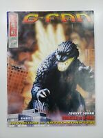 G-FAN Magazine #52 Daikaiju Enterprises 2001 GODZILLA Fanzine Wraparound Cover