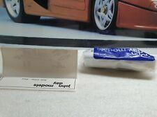 JOHN DAY MODELS - F1 LOTUS J.P.S II  - 1/43 SCALE WHITE METAL KIT - 212