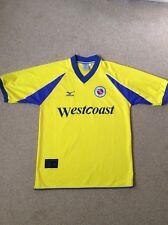 Reading Official Mizuno Away Football Shirt 2000-2001