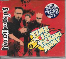 DE HEIDEROOSJES - Time is ticking away CDM 4TR Punk Rock 1999 Holland