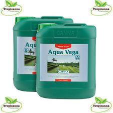Canna Aqua Vega 5L A + B Plant Nutrient For Recirculating Systems