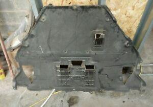 Porsche 997 Engine Undertray Dust Cover Sump Gaurd