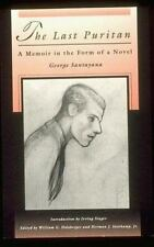 The Works of George Santayana: The Last Puritan : A Memoir in the Form of a Nove