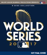 2017 World Series Collector's Edition Collectors New DVD Box Set