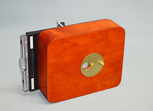 4x5 Zoll  Lochkamera,4x5 inch pinhole camera, Vermeer pinhole