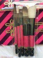 Mac Nutcracker Brush Kit Large Angled Contour, Foundation, Lash, Definer Brush