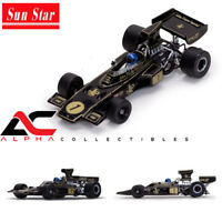 VITESSE 27852 1:43 LOTUS 72E #1 RONNIE PETERSON WINNER MONACO GP 1974