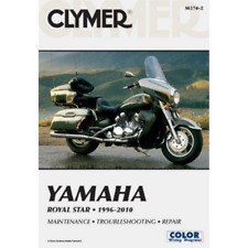 Clymer Workshop Manual Yamaha Royal Star 1996-2010 Boulevard Venture Tour Repair