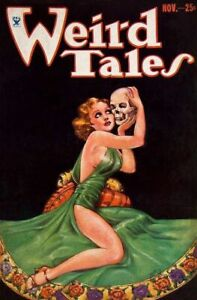 WEIRD TALES OVER 200 RARE VINTAGE PULP FICTION MAGAZINES ON DVD ROM BOOKS COMICS