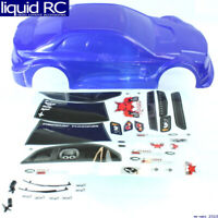 Redcat Racing BL10315 1/10 200mm Onroad Car Body Metallic blue