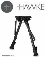 "HAWKE 70002 FIXED BIPOD Zweibein 9-13"" 23-33cm Höhenverstellbar"