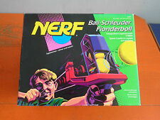 KENNER NERF FIONDERBOLL SPARA 3 PALLE IN RAPIDA SUCCESSIONE 1993 NUOVO SCATOLA