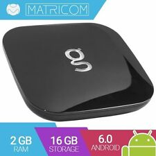 NEWEST 2017 Matricom G-Box Q3 Penta Core S905X 2G/16G Android 6.0 Wifi 2.4Ghz