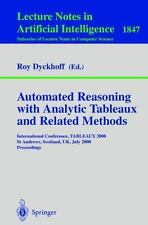 Automated Reasoning with Analytic Tableaux and Related Methods:-ExLibrary