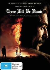 There Will Be Blood (DVD, 2014)*R4*New & Sealed*Daniel Day Lewis*