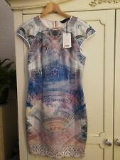 Ted Baker Bodycon Dress Size 2 UK 10 RRP £149 New!