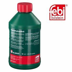febi 06161 CHF 11S Central Hydraulic Fluid 1 Litre 1L (Was Pentosin CHF 11S)