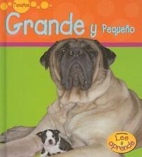 Grande y Pequeño (Heinemann Lee y Aprende) (Spanish Edition)-ExLibrary