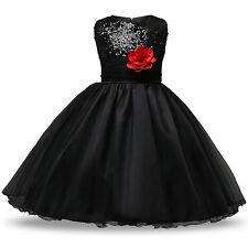 Kinder  Kleid Partykleid Sommerkleid Kleid Pailettenkleid   Gr. 122/128 /c19/